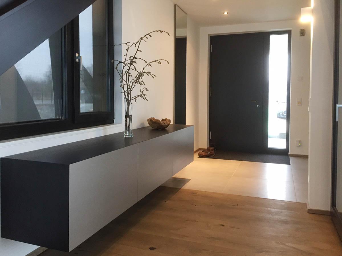 Wohnzimmer In Schwarz Weiss Mobel Und Inneneinrichtungen