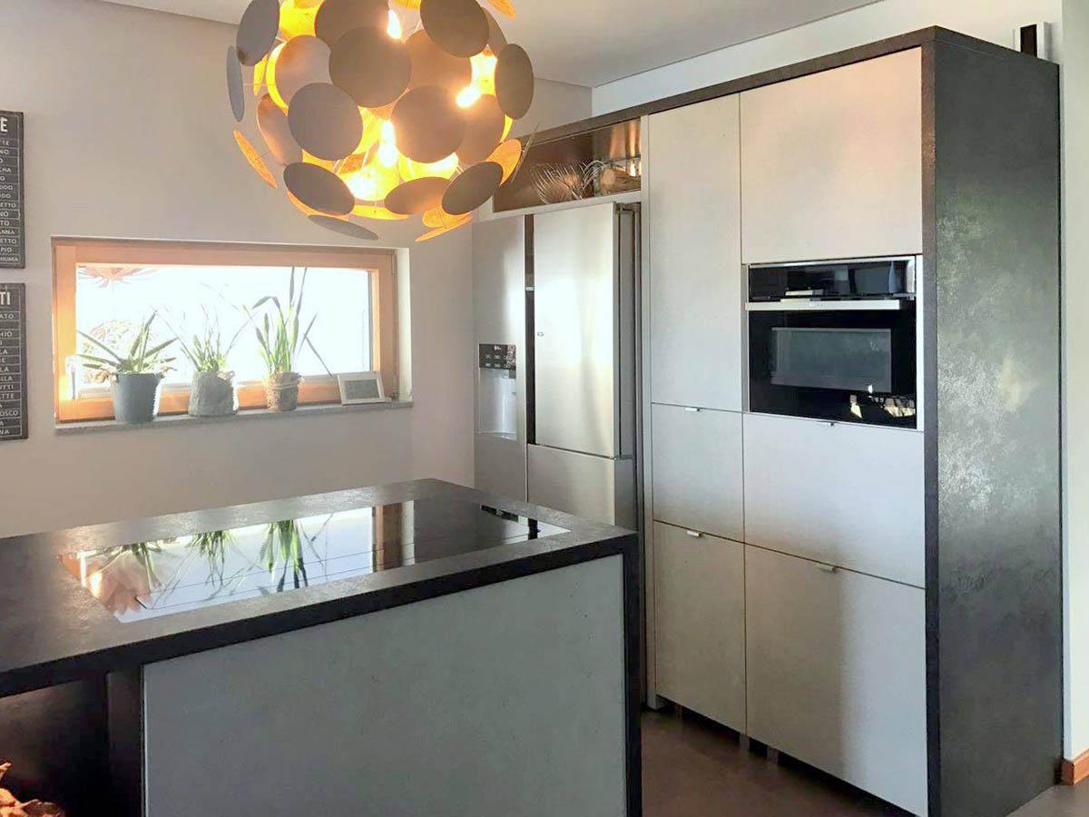 Küche mit Kochinsel | Möbel und Inneneinrichtungen aus ...