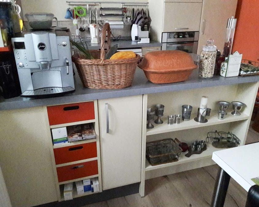 Alte Küche vor der Modernisierung