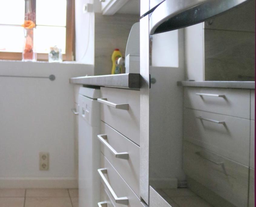 Umfassende Küchenmodernisierung
